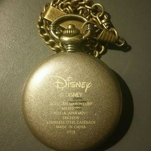 Disney Accessories - 90th anniversary Disney pocket watch